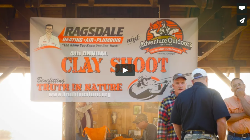4th Annual GA Clay Shoot Thank You