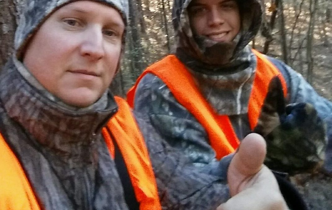 2015 Georgia Deer Hunt #2