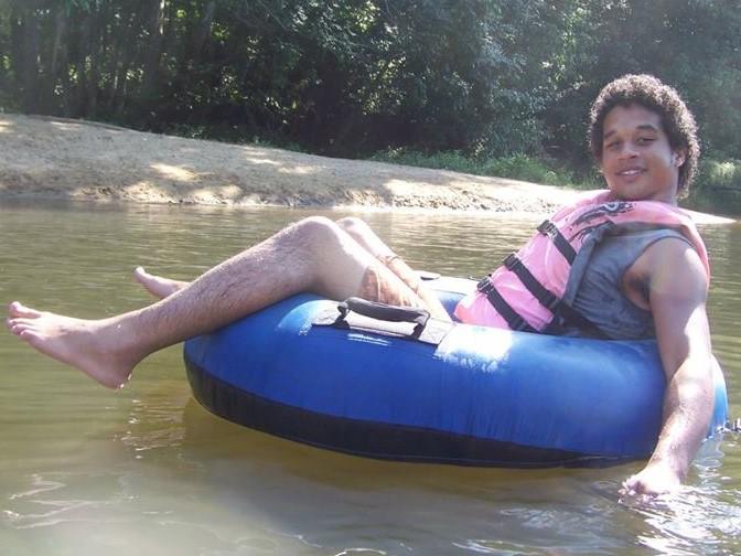 2016 South Carolina River Tubing