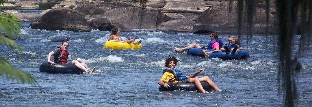 2017 South Carolina River Tubing